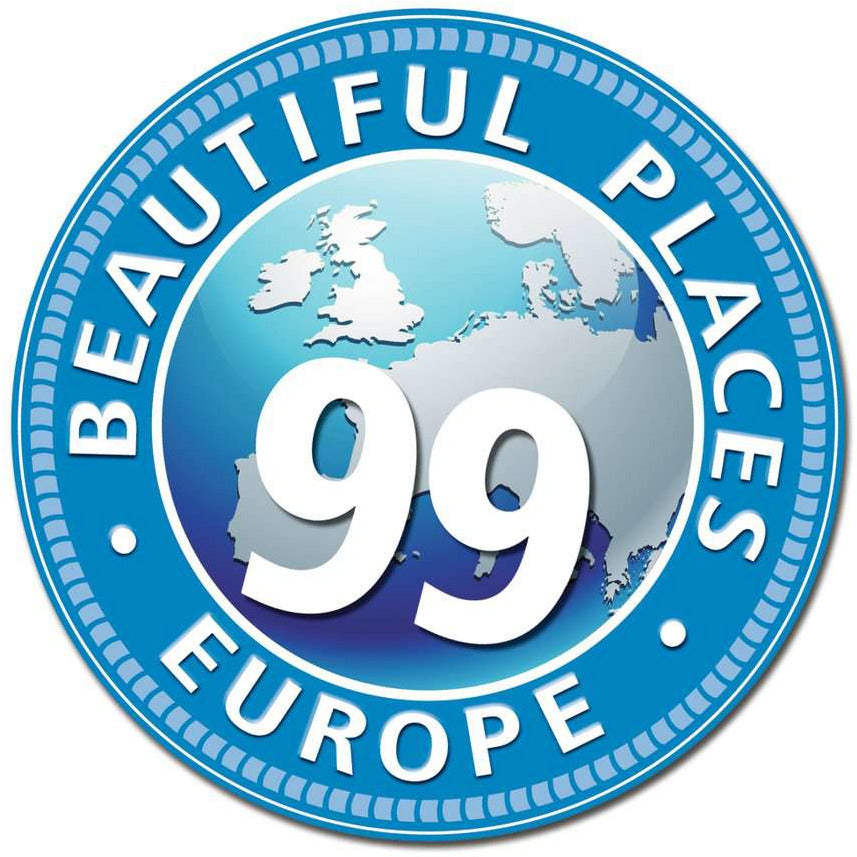 99 Beaut.Places of Europe 3000p