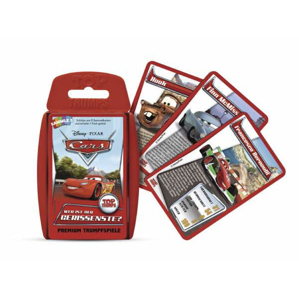 Top Trumps - Disney Cars World of Cars