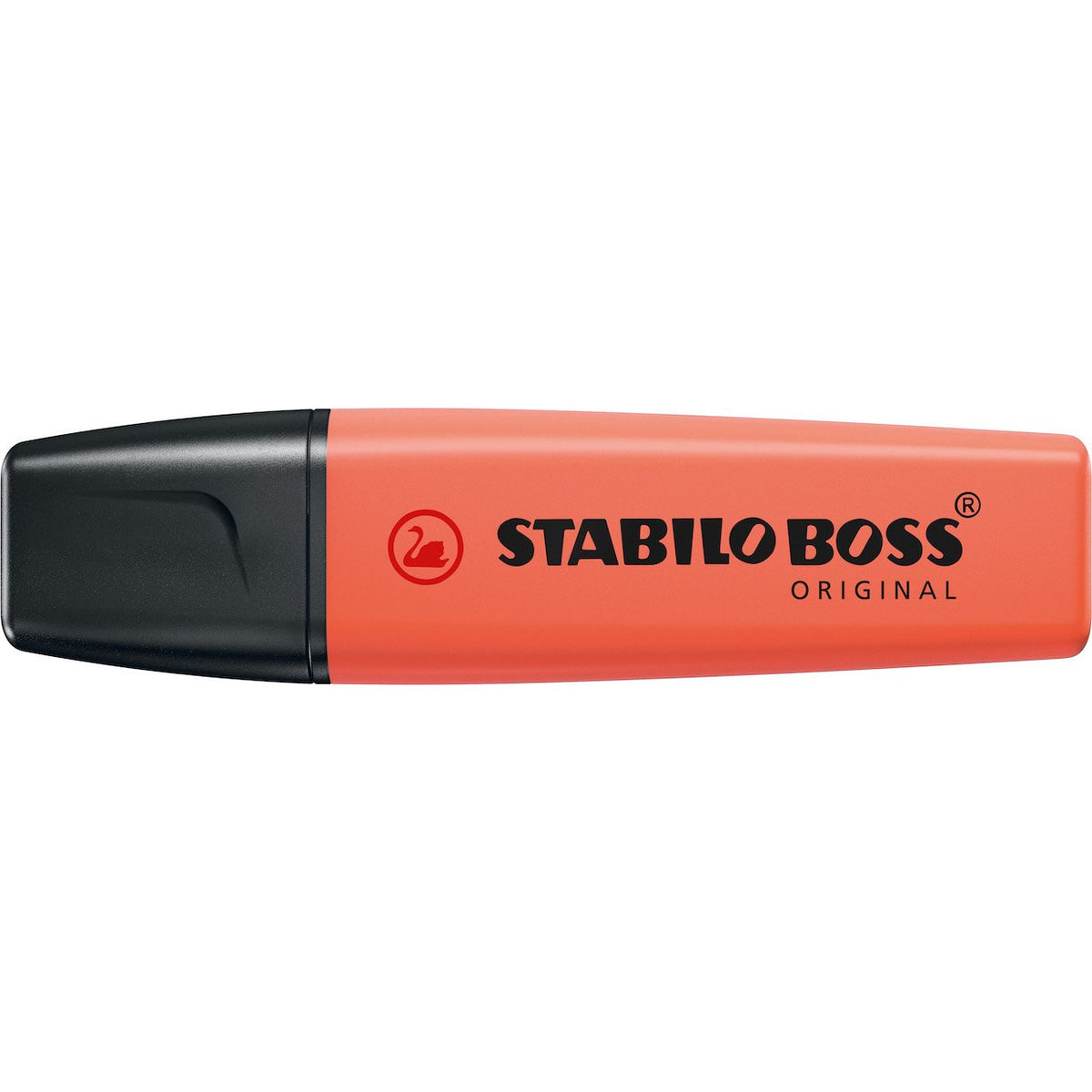 Stabilo Boss pastell mellow coral red
