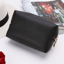 Load image into Gallery viewer, PU Leather Cosmetic Bag