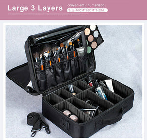 Large Capacity Makeup Bag For Travel