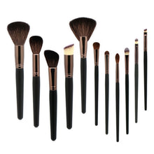 Load image into Gallery viewer, 11 Pcs Makeup Brush Set
