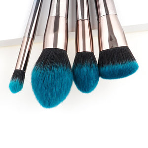 Soft Hair Makeup Brush Set