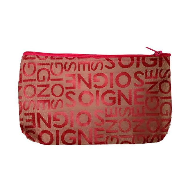 Envelope Shape Cosmetic Bag