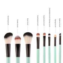 Load image into Gallery viewer, 18 Piece Makeup Brush Set