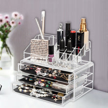 Load image into Gallery viewer, Acrylic Makeup Organizer