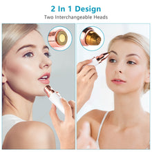 Load image into Gallery viewer, 2 in 1 Eyebrow Trimmer and Shaver