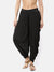 Black Plain Jodhapuri Pants for Women