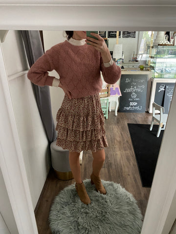 Cozy Herbst Outfit Gluecksboutique