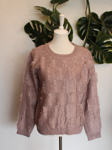 Jumper Pullover Knit von Object Gluecksboutique
