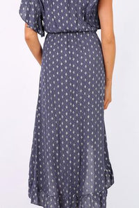 Kleid Millie navy - Gluecksboutique®