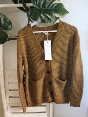 Cardigan Michlas Chantie Knit Butternut Melange - Gluecksboutique®