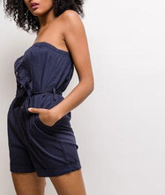Laden Sie das Bild in den Galerie-Viewer, Playsuit mit cargo style bustier - Gluecksboutique®