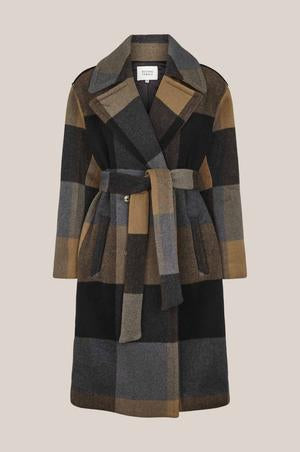 Mantel Isak Coat - Gluecksboutique®