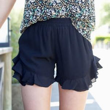 Laden Sie das Bild in den Galerie-Viewer, Shorts Twinkle schwarz - Gluecksboutique®