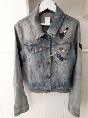 Jeansjacke - Gluecksboutique®