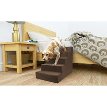 Load image into Gallery viewer, Grommit High Density Foam 5 Step Pet Stair by Archie & Oscar