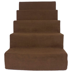 Grommit High Density Foam 5 Step Pet Stair by Archie & Oscar