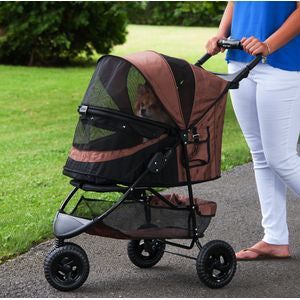 Pet Gear Special Edition No-Zip Pet Stroller - PG8250NZCH