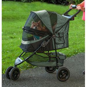 Pet Gear Special Edition No-Zip Pet Stroller - PG8250NZSG