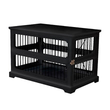 Load image into Gallery viewer, Merry Products Slide Aside Crate And End Table, Black, Medium-PTH0651721710