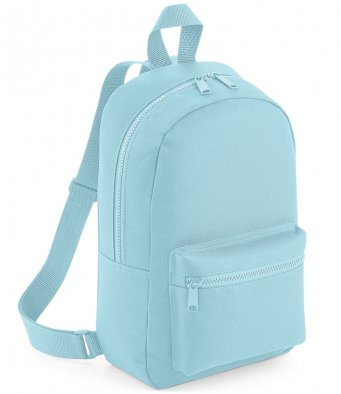 Personalised Baby Blue Toddler Backpack