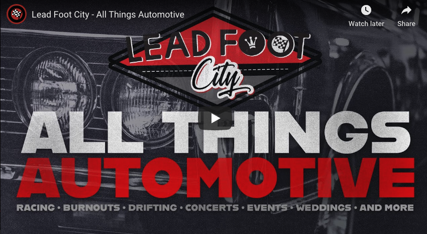 All Things Automotive - Lead Foot City