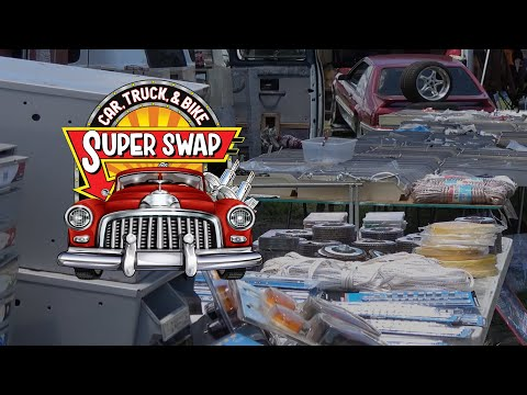 Super Swap Meet - Vendors