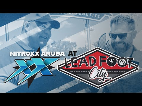 Nitroxx Aruba at Lead Foot City