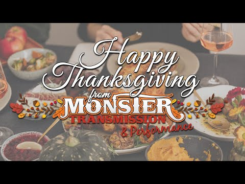 Monster Employees Share Their Favorite Thanksgiving Food