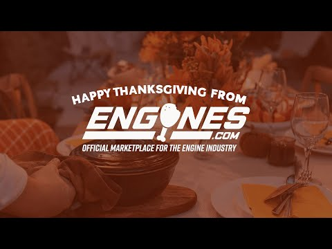 Happy Thanksgiving from Engines.com!