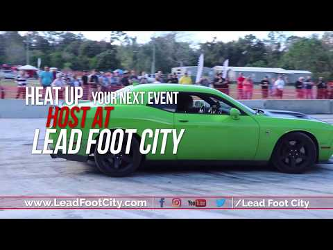 Drifting at Lead Foot City | The place for all things automotive