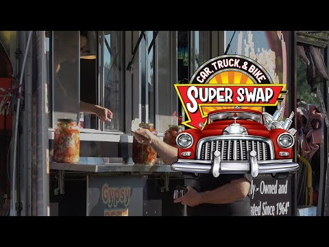 Super Swap Meet - Food Vendors