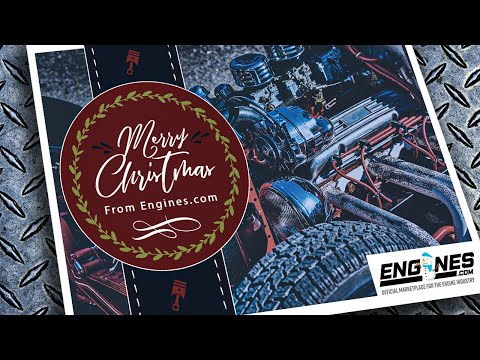 Happy Holidays from Engines.com!