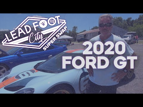 2020 Ford GT at Lead Foot City Super Swap Meet