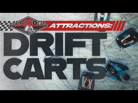 Attraction Tours - Drift Karts