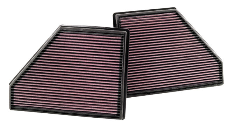 K&N 08 BMW X5 4.8L-V8 Drop In Air Filter