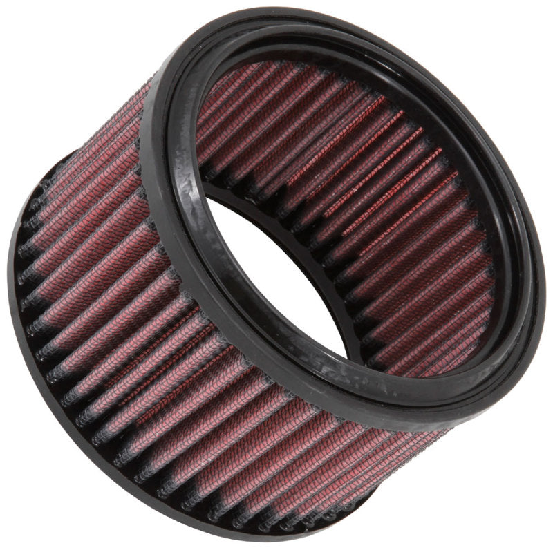 K&N Replacement Air Filter - Round 3.969in ID x 5.25in OD x 3.125in H for 09-11 Royal Enfield Bullet