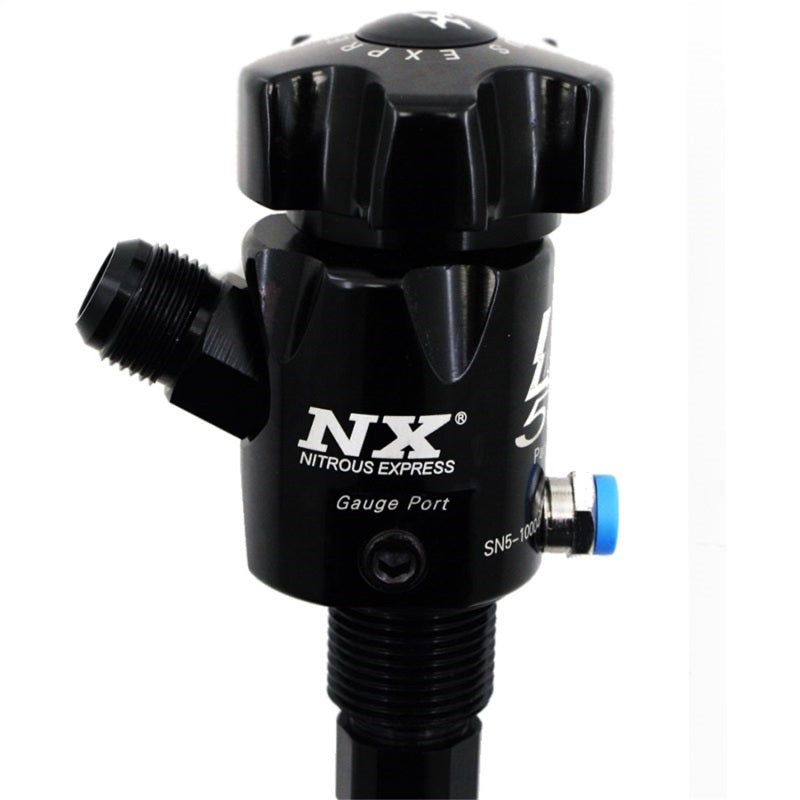 Nitrous Express Lightning 500 Bottle Valve (Fits 15lb Bottles)