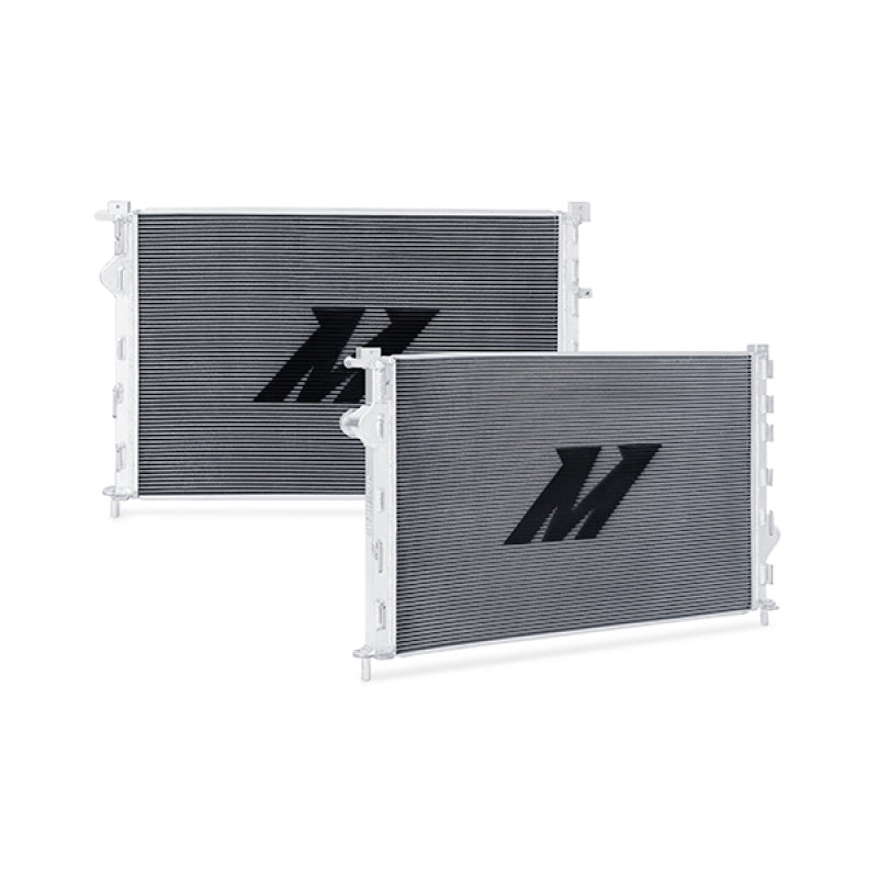 MM Radiators - Alum