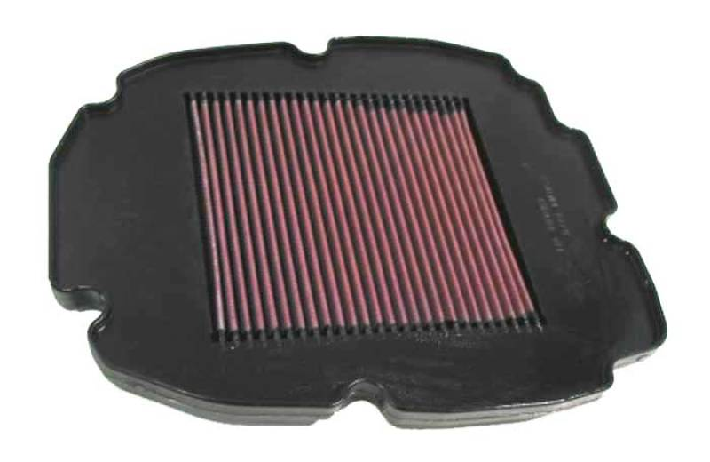 K&N 98-00 Honda VFR800F Int 800 / 01-09 VFR800F Int 782 / 11-12 VFR800 CR 782 Replacement Air Filter