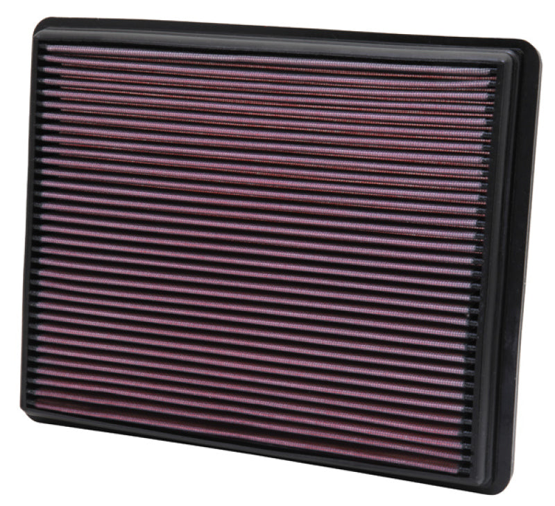 K&N 02-04 Cadillac / 99-10 Chevy/GMC Pickup / 99-01 Jeep Drop In Air Filter