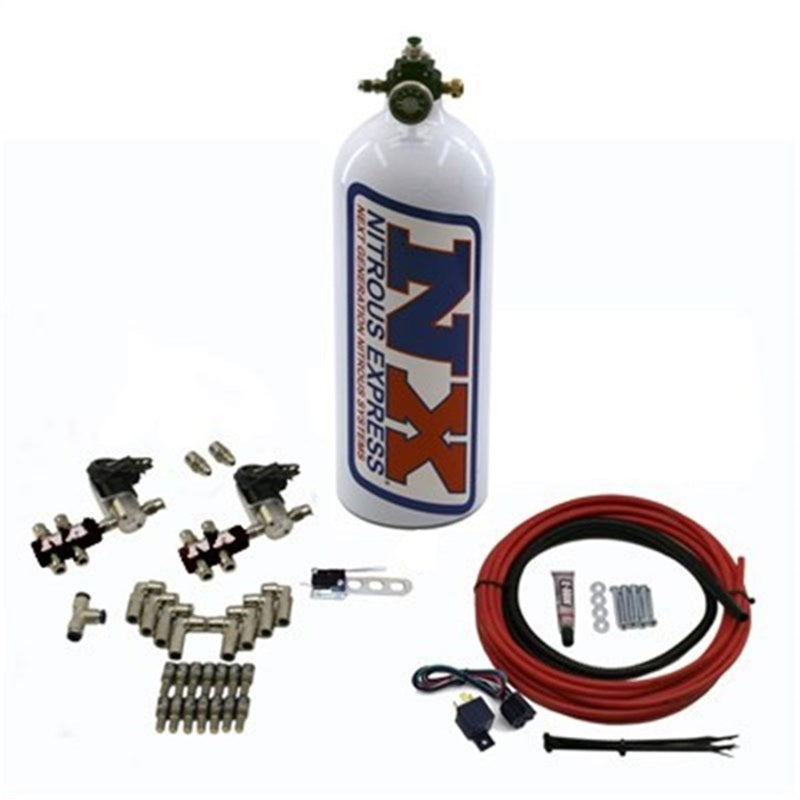 Nitrous Express Pumpless Direct Port Water Injection 8 Cyl