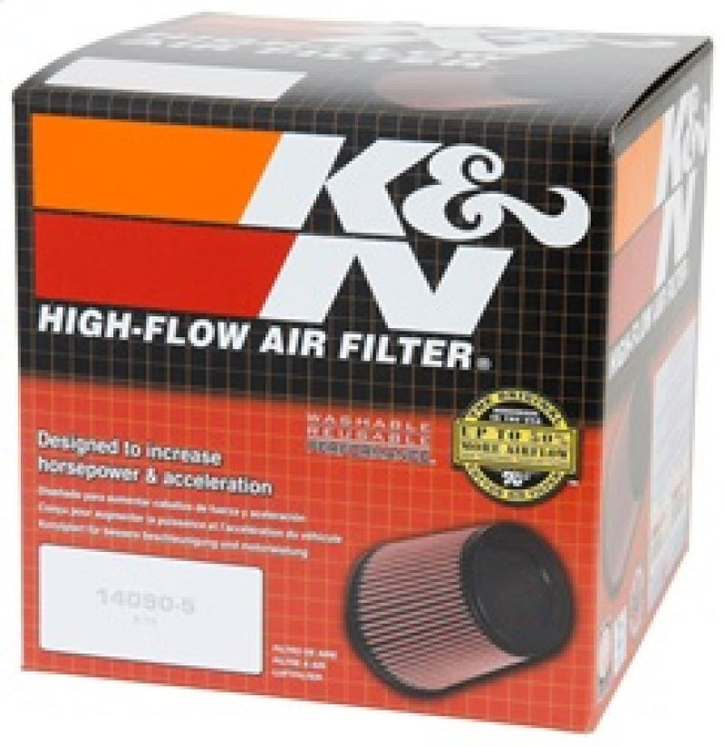 K&N 15-18 Audi A4 L4-2.0 F/I Replacement Drop In Air Filter
