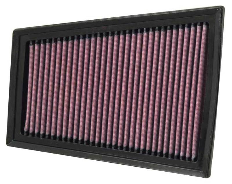 K&N 07 Nissan Sentra 2.0L-L4 Drop In Air Filter