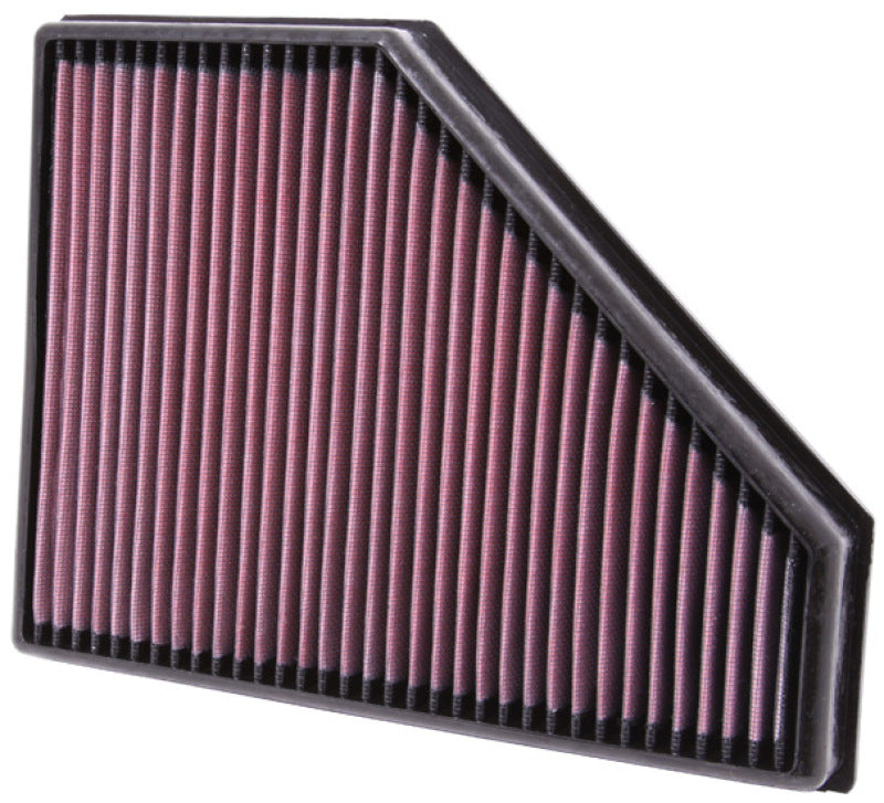 K&N 07 BMW 118D 2.0L-L4 DSL Drop In Air Filter