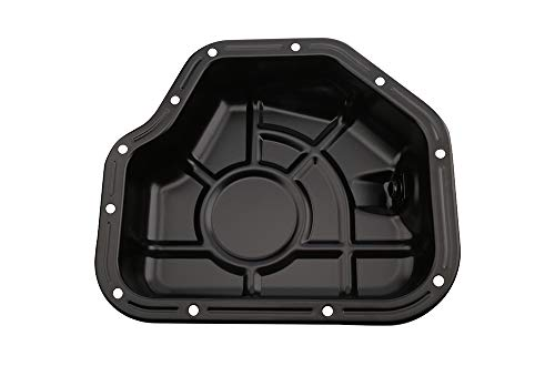 Engine Oil Pan w/ 11 Bolt Holes compatible with 2.7L HYUNDAI 06-09 SANTA FE KIA 06-10 MAGENTIS 06-10 OPTIMA 07-12 RONDO replaces 215103 HYP20A