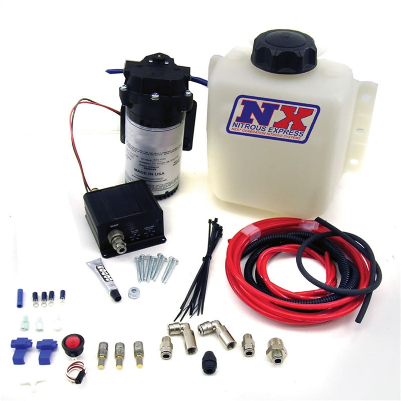 Nitrous Express Water Injection Gas Stage II MAF
