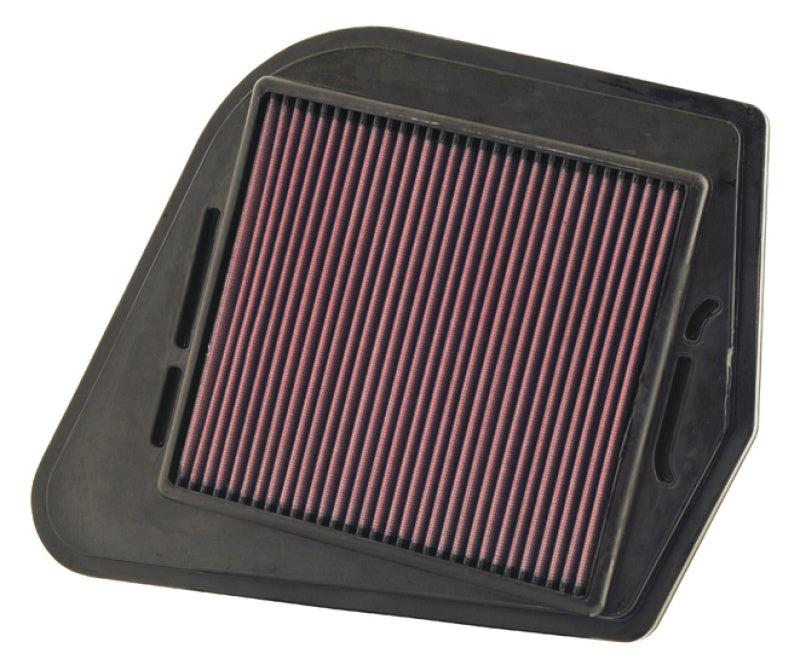 K&N 03 Cadillac CTS 2.8L/3.2L/3.6L /  07 Cadillac CTS 2.8L/3.2L/3.6L Drop In Air Filter