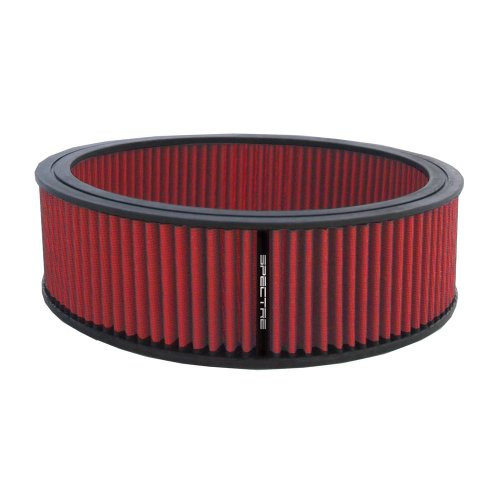 Spectre Engine Air Filter: High Performance, Premium, Washable, Replacement Filter: Fits Select 1966-1997 CHEVROLET/GMC/PONTIAC/OLDSMOBILE Vehicles(See Description for Fitment Information) SPE-HPR0326